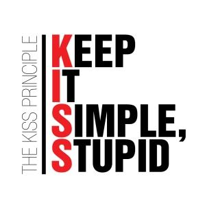 KISS-Principle