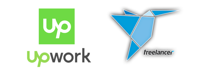 upwork-and-freelancer-logo